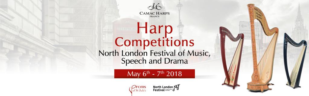 Camac Competition, London 2018