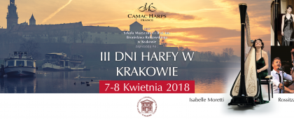 Cracow Harp Days 2018