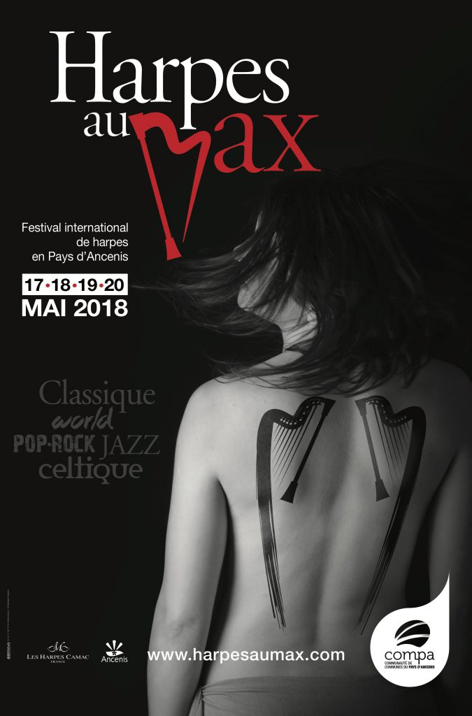 Harpes au Max 2018