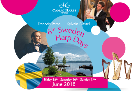 6e édition des Sweden Harp Days