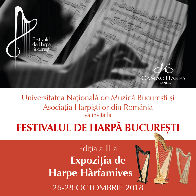 Bucharest Harp Festival 2018
