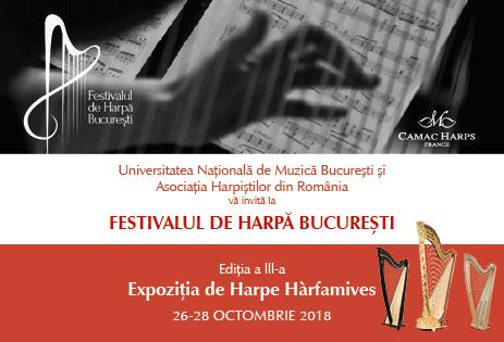 Bucharest Harp Festival 2018