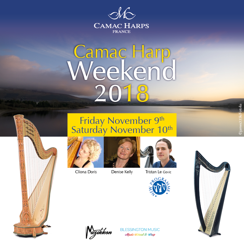 Blessington Harp Weekend 2018