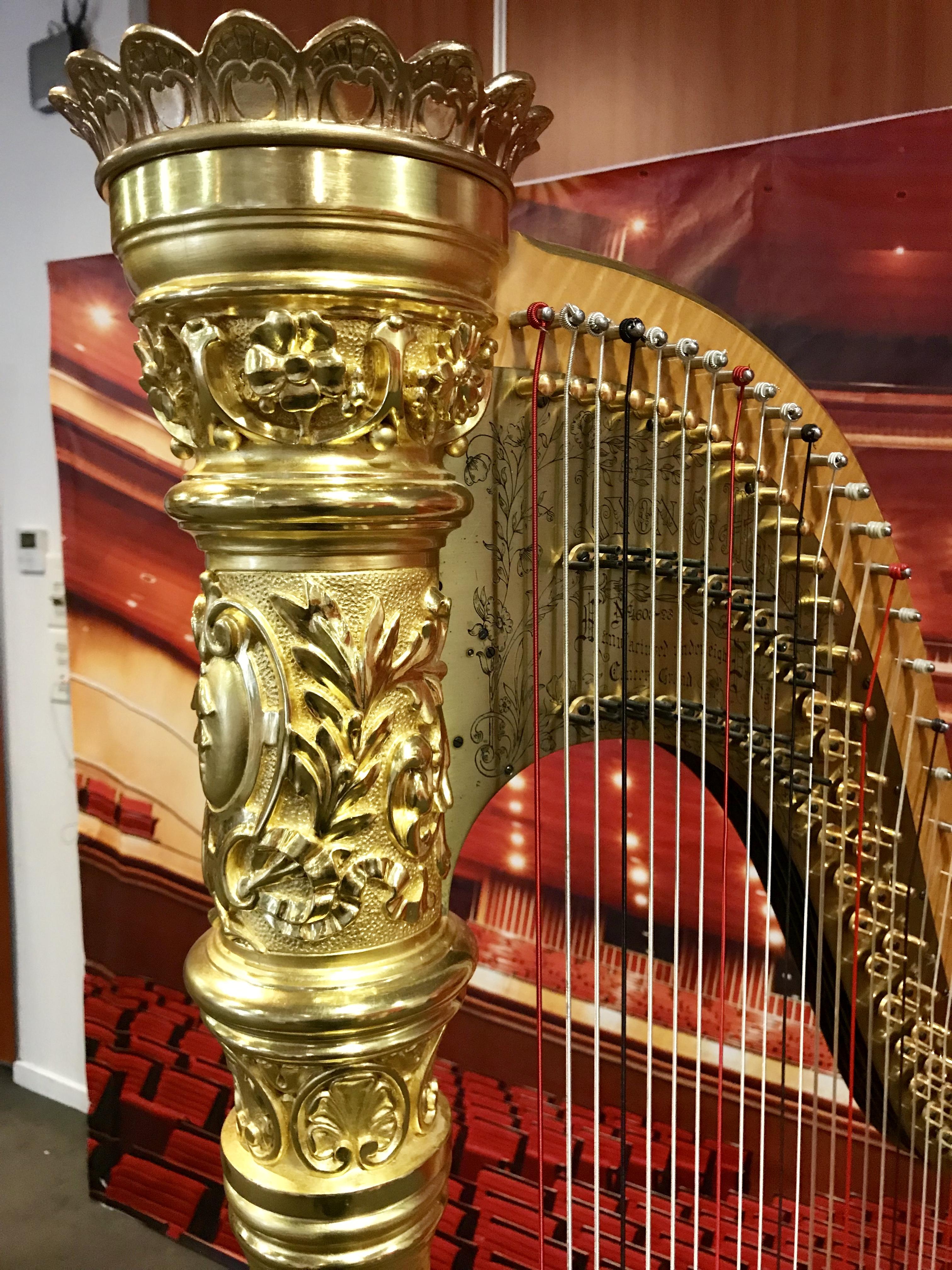 Second Hand Harps - Camac Harps : Camac Harps