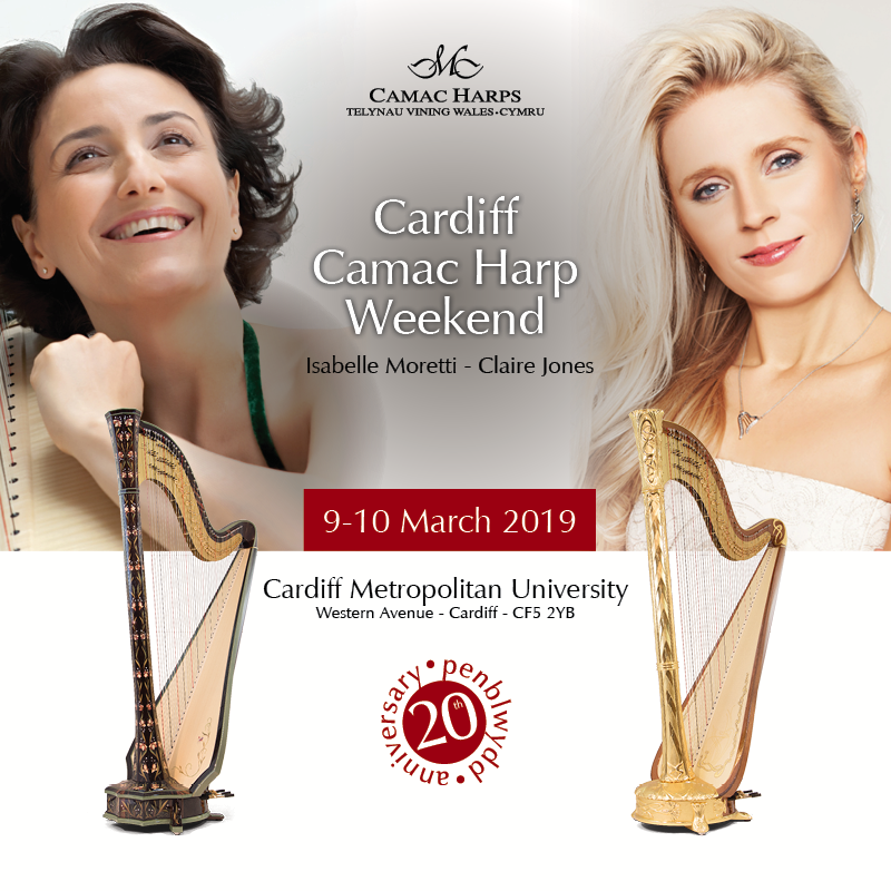Cardiff Camac Harp Weekend 2019
