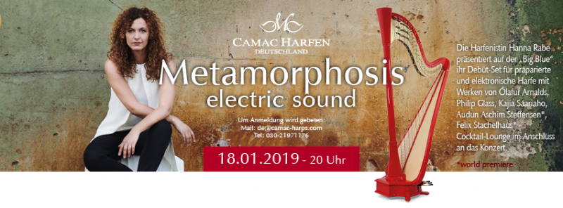 Hanna Rabe: electric sound