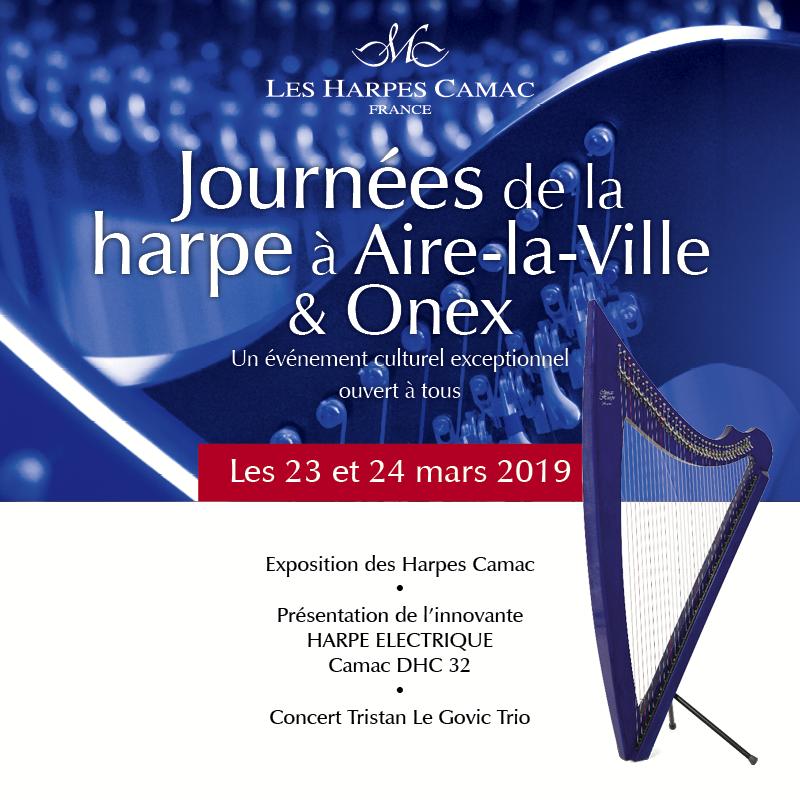 Aire-la-Villa et Onex 2019