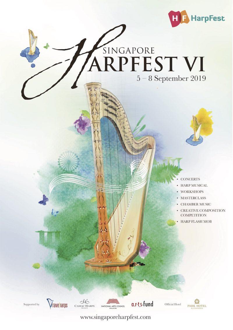 Harpfest Singapore 2019