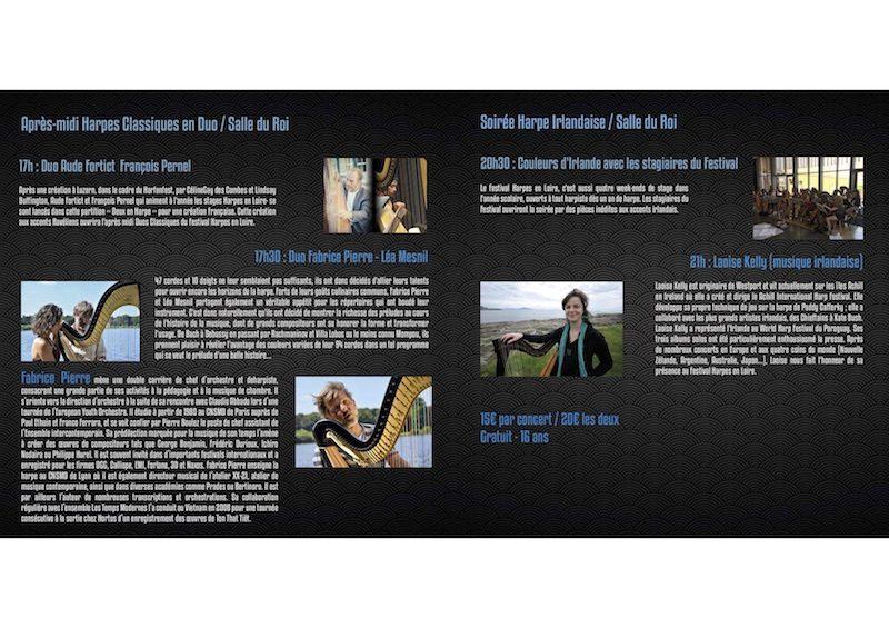 Harpes en Loire 2019