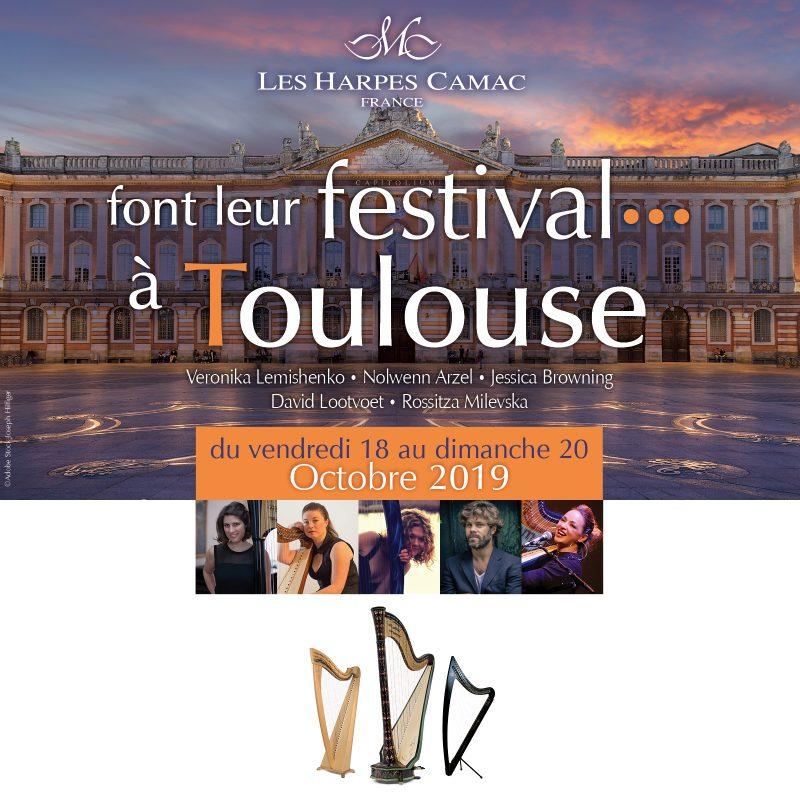 Festival Camac, Toulouse 2019