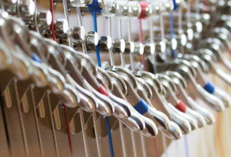 Camac Harp Levers