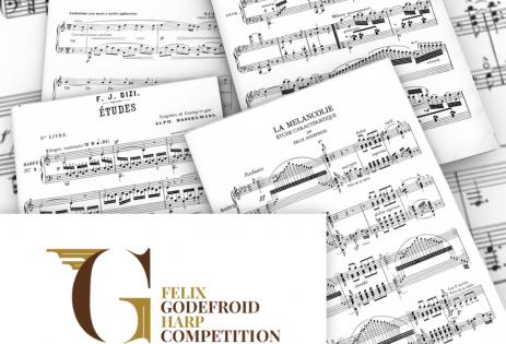 Concours International de Harpe Félix Godefroid 2020 : ANNULÉ