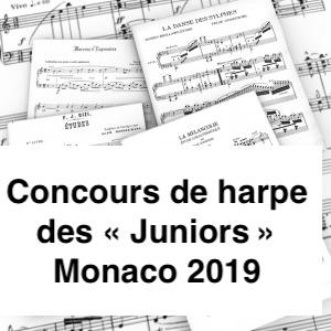Concours des Juniors, Monaco