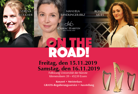 Camac Germany on the road…in Essen!