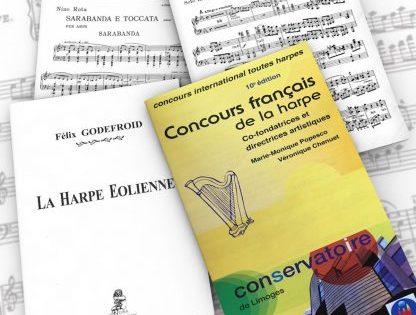 Concours Français de la Harpe à Limoges