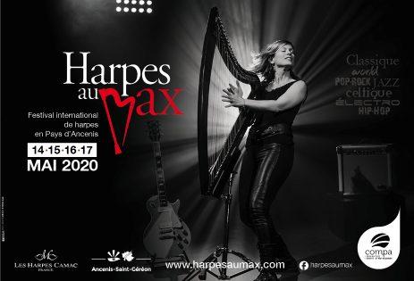 Harpes au Max 2020 : ANNULÉ