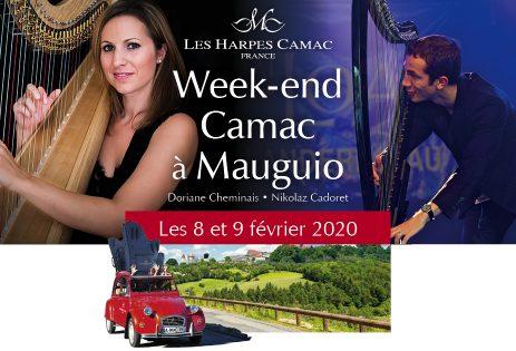 Week-end Camac à Mauguio