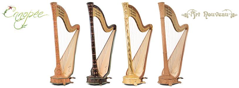 New harps