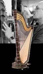 Pedal Harps