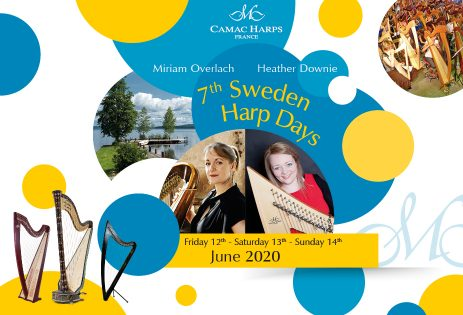 7th Sweden Harp Days