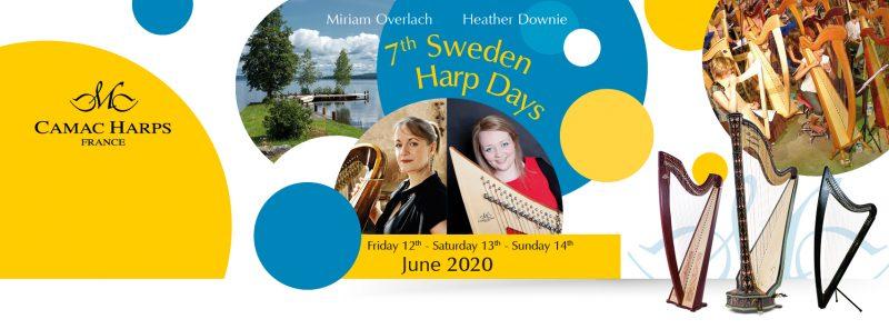 7th Sweden Harp Days