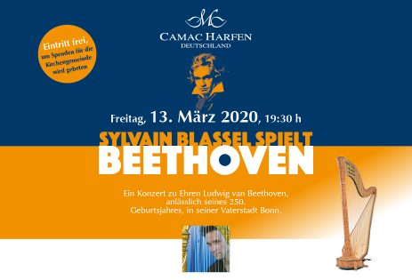Blassel plays Beethoven in Bonn