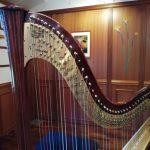 Harpe russe 42 cordes