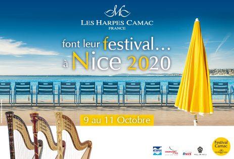 Festival Camac, Nice 2020