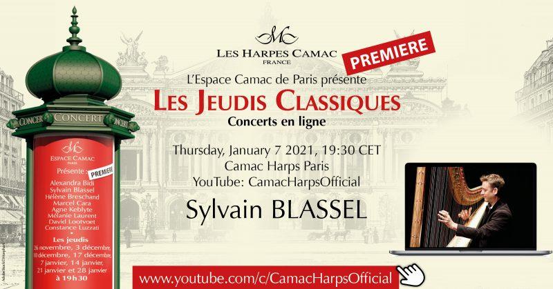 Les Jeudis Classiques : Sylvain Blassel
