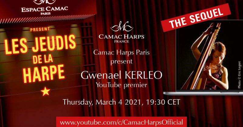 Les Jeudis de la Harpe : Gwenael Kerleo