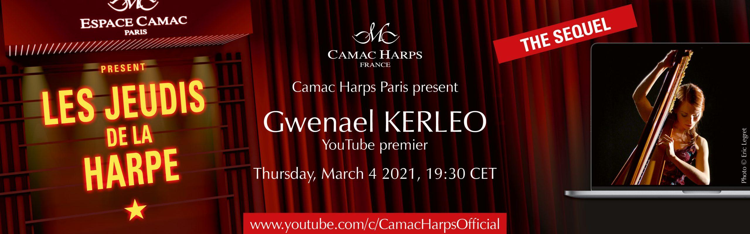 Les Jeudis de la Harpe: Gwenael Kerleo