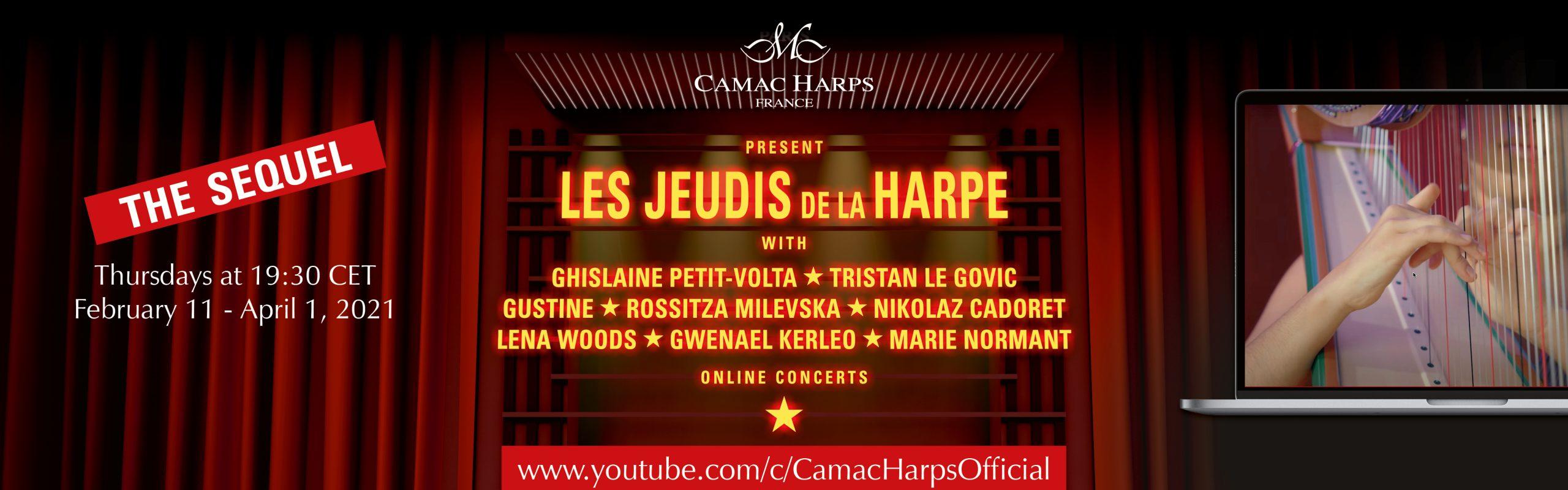 Les Jeudis de la Harpe