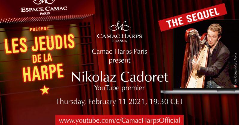Les Jeudis Classiques: Nikolaz Cadoret