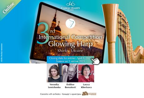 Third Glowing Harp International Competition