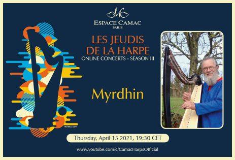Les Jeudis de la Harpe : Myrdhin