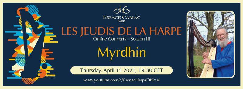 Les Jeudis de la Harpe: Myrdhin