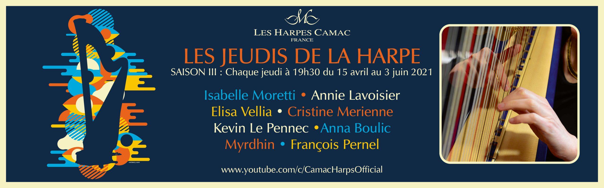 Les Jeudis de la Harpe, Saison III