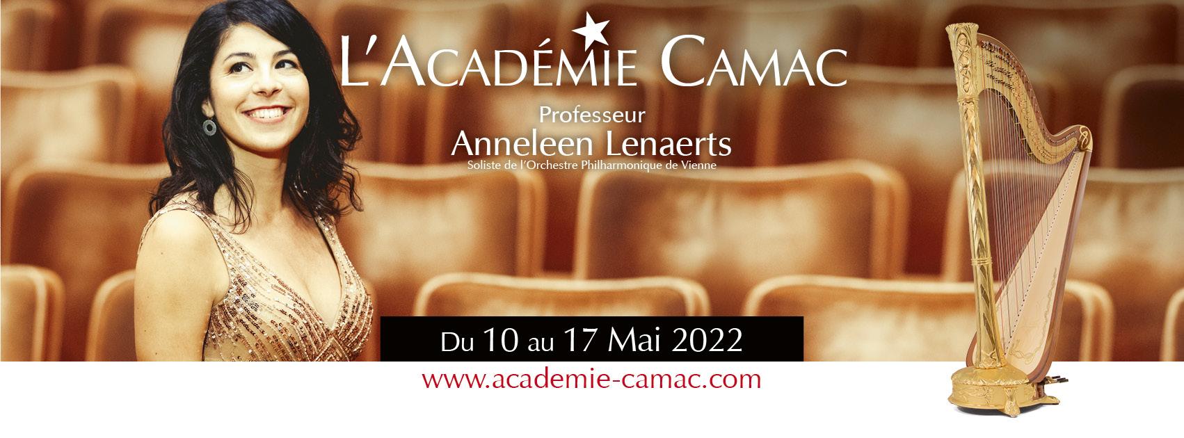 Académie Camac 2022