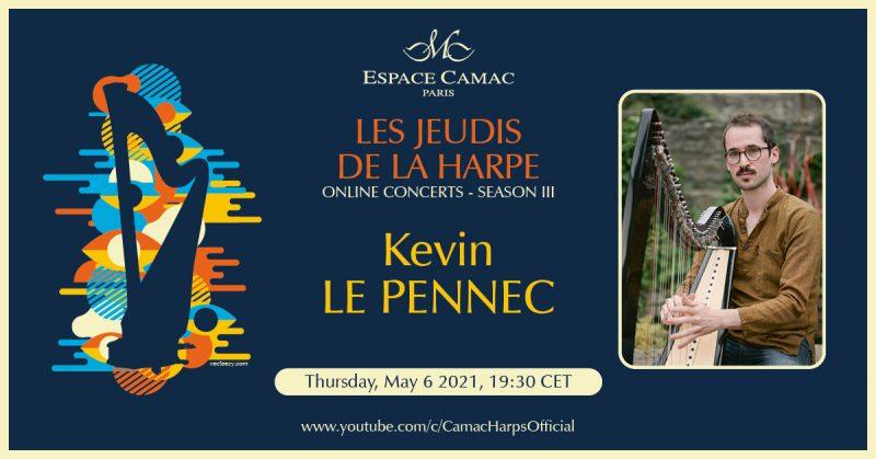 Les Jeudis de la Harpe: Kevin Le Pennec