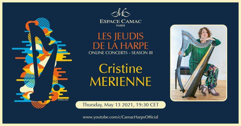 Les Jeudis de la Harpe: Cristine Merienne