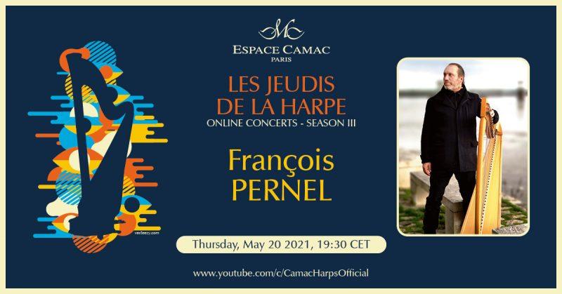 Les Jeudis de la Harpe: François Pernel