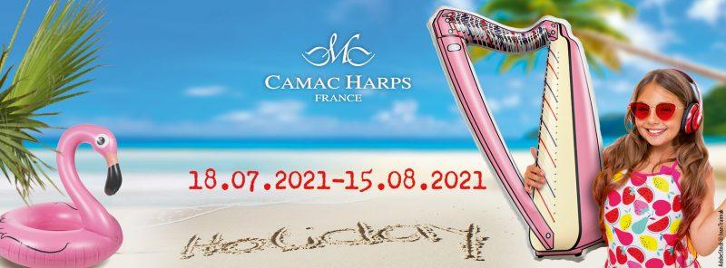 Vacances d'été Camac France