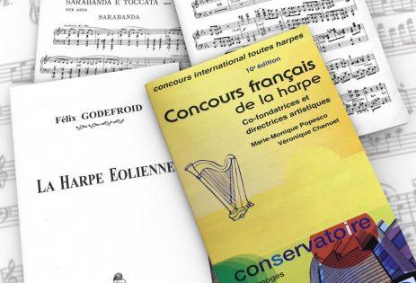 Concours Français de la Harpe, Limoges