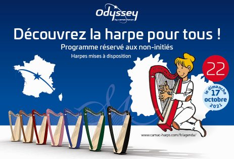 La harpe pour tous à Dinan