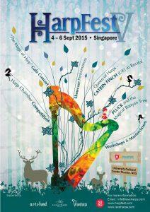 HarpFest Singapore 2015
