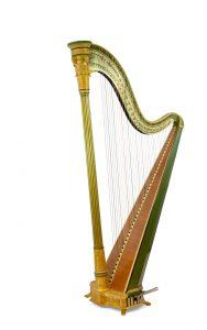Naderman harp