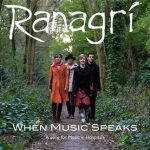 Ranagri are associated with the UK charity Music In Hospitals. 100% of the proceeds from 'When Music Speaks' will go to MIH, enabling fantastic free concerts in a variety of health care establishments.