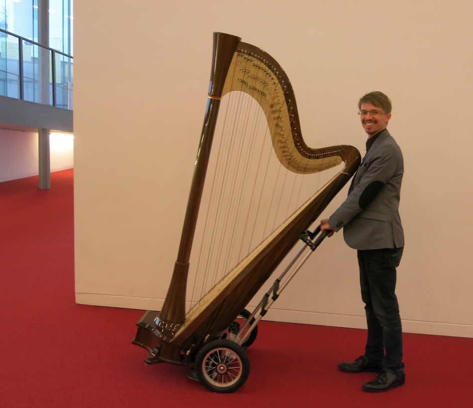 MyTrolley - Camac Harps : Camac Harps