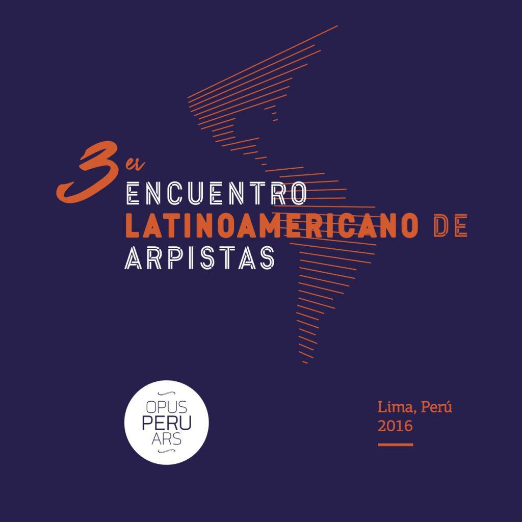 Third Encuentro De Arpistas, Peru