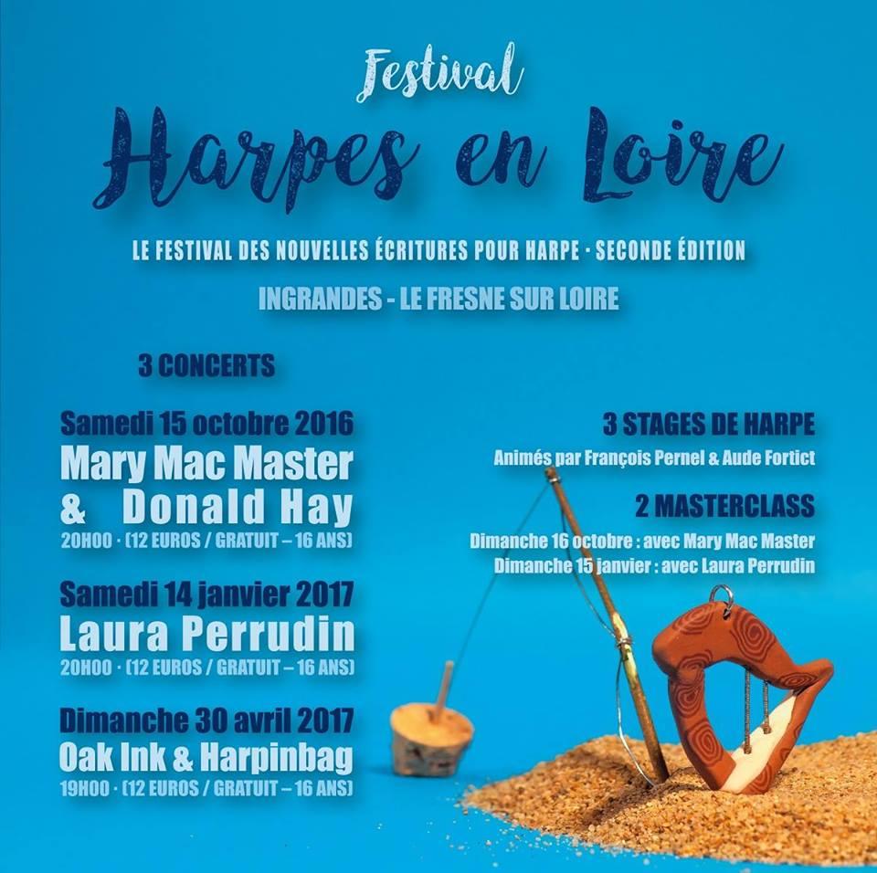 Harpes en Loire 2016 - 17